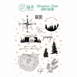 Ha-Pi Little Fox - Esprit Nature - Nature sauvage clearsin clears
