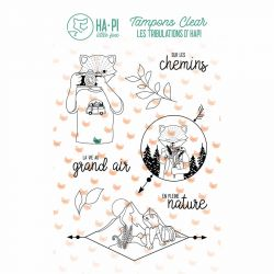 Ha-Pi Little Fox - Esprit Nature - Hapi au grand air clears