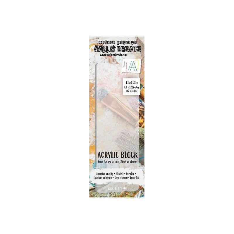 AALL & CREATE Acrylic Bloc A5