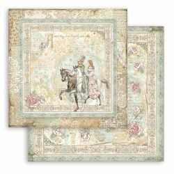 Stamperia - Sleeping Beauty (15;2 x 15,2) cm)