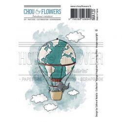 Chou & Flowers – TAMPON EZ LA MONTGOLFIERE