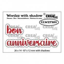 Crealies -  Wordzz - Bon...