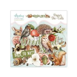 Mintay Papers - Woodland Die Cuts