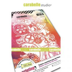 Carabelle - Art printing - Stained Glass Circle