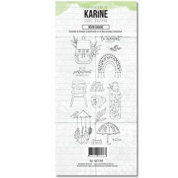Les Ateliers De Karine - Cahier d'Automne - Rêver encore Clears