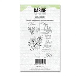 Les Ateliers De Karine - Cahier d'Automne - C'est la rentrée ! Clears