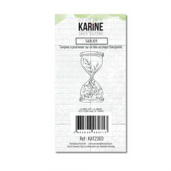 Les Ateliers De Karine - Cahier d'Automne -  Sablier Clears