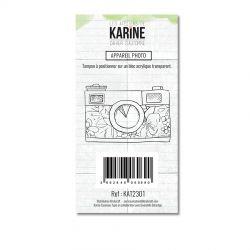 Les Ateliers De Karine - Cahier d'Automne -  Appareil photo Clears