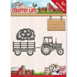 Yvonne Creations - Country Life Tractor Dies