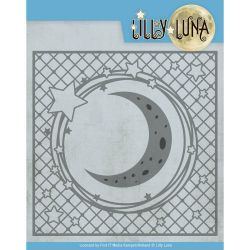 Lilly Luna - Stars and Moon Frame