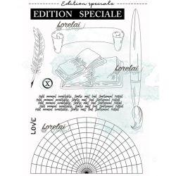 Lorelaï Design - Memento Edition Spéciale Clears