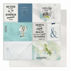 Lorelaï Design - Memento r/v 6 (30,5 X 30,5 cm)  Pack Collection