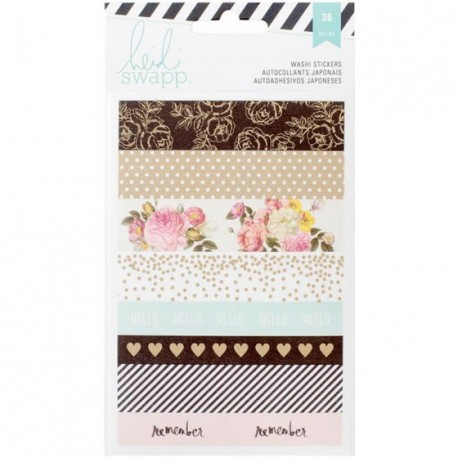 Heidi Swapp Washi Stickers (36pc)