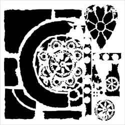 TCW Mini Rustic Portal  15X15