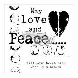 TCW Mini Love and Peace