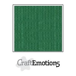 CraftEmotions CARDSTOCK 30x30 Feuille verte