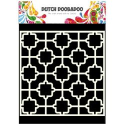 Dutch Doobadoo Mask Carrelage 15X15 cm