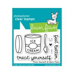 Lawn Fawn Treat Yourself