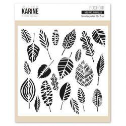Les Ateliers de Karine Pochoir Meli-