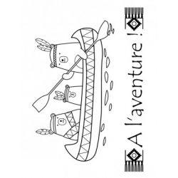 Artemio A l'aventure - Totem 7 x 9 cm