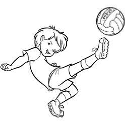 Football -Balle au pied