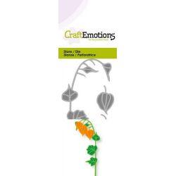 CraftEmotions Die - lantern plant 3D Card 5x10cm