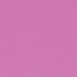 Florence cardstock texture 12 X 12 Fuchia