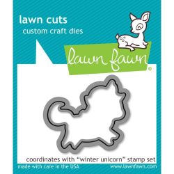 Law Fawn Dies Winter Unicorn
