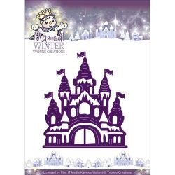 Find It Trading Yvonne Creations Magical Winter Die