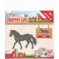 Find It Yvonne Creations Country Life Die