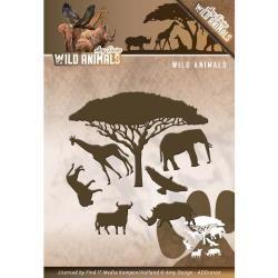Find It Trading Amy Design Wild Animals Die Wild Animals