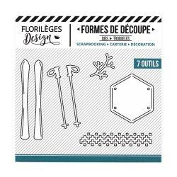 Florilèges D. Skis et bâtons