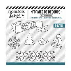Florilèges D. Hiver Blanc