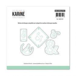 Les Ateliers de Karine Mini Esperluette