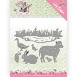 Amy Design Dies - Spring is Here - Spring Animals