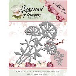 Precious Marieke Dies - Seasonal Flowers -Bouquet