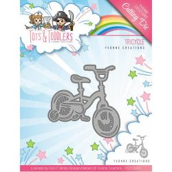 Yvonne Creations Dies - Tots and Toddlers -Tots and Toddlers - Tricycle