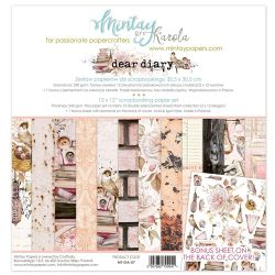 Mintay By Karola Collection Dear Diary
