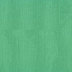 Florence • Cardstock texture 30,5x30,5cm Emerald