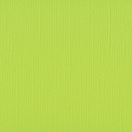 Florence • Cardstock texture 30,5x30,5cm Lime