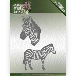 Amy Design - Wild Animals 2 - Zebra Dies
