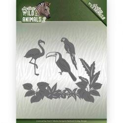 Amy Design - Wild Animals 2 - Tropical Birds dies