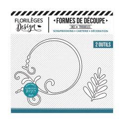 Florilèges D. Dies Cercle embelli (capsule Juillet)