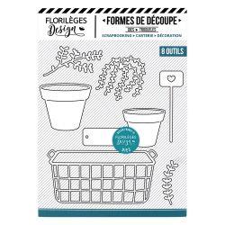 Florilèges D. Dies Plantes en pots (La Maison de Jeanne)