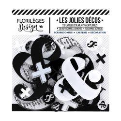 Florilèges Design Décos Esperluettes