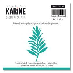 Les Ateliers de Karine Green & Graphik - Porte etiquettes Dies