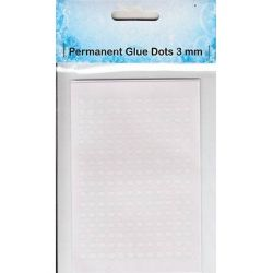 Nellie's Glue Dots permanent 3mm