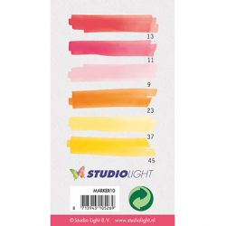 Studio Light Marker water based dual tip Sunset