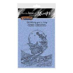 Hunkydory For the love of stamps - The night before christmas