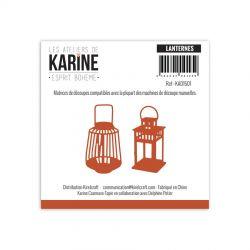 Les Ateliers de Karine Dies Esprit Bohème Dies Lanternes